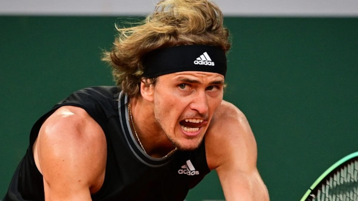 Alexander Zverev Powers Into First French Open Semi-Final thumbnail
