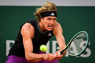 Alexander Zverev Powers Into First French Open Semi-Final