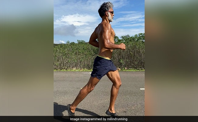 Before He Sprints Away For His First Big Post COVID Run, Milind Soman Answers These FAQs