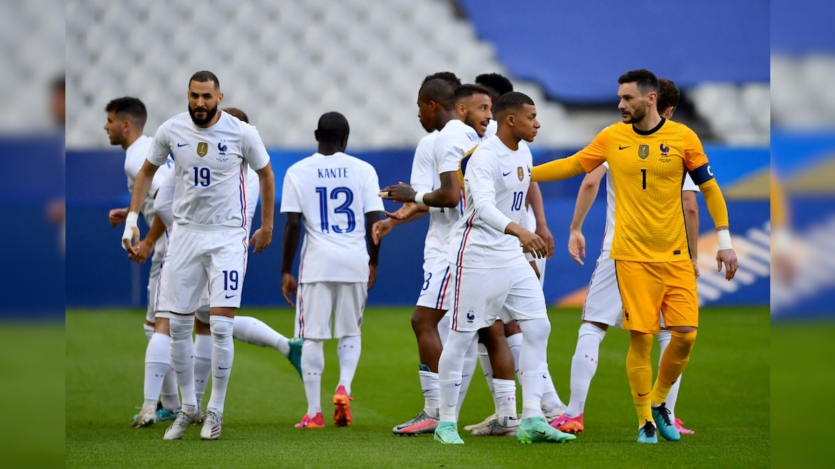 Karim Benzema leaves early as France beat Bulgaria in the Euro Friendly Final Football News