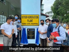 """""""Momentous Occasion"""": Meghalaya Chief Minister Launches 3 Oxygen Plants"""