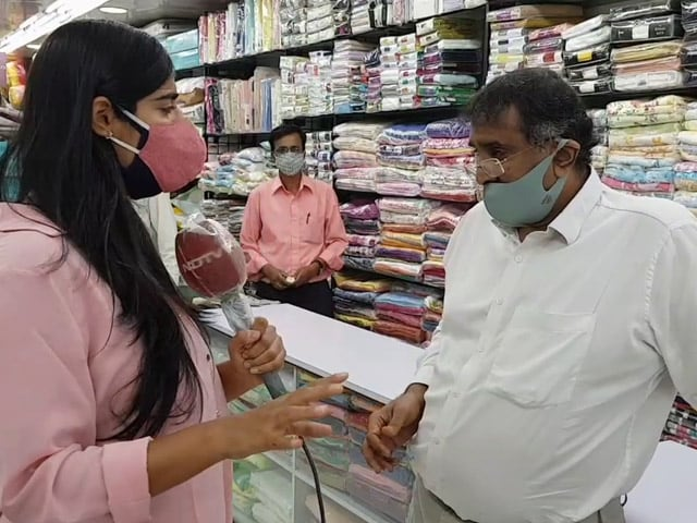 Video : Shops And Establishments In Mumbai Can Now Stay Open Till 4 pm