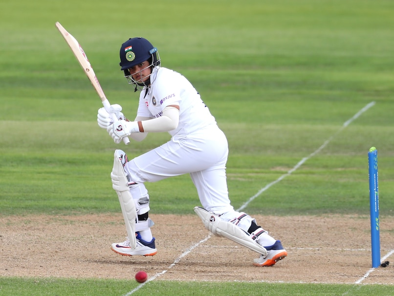 Day 2: Late Wickets Put England Women On Top After Shafali Verma-Smriti Mandhana Record StandEngland Women vs India Women: England took five late wickets to finish the day in the driving seat after Shafali Verma and Smriti Mandhana put up India's record opening partnership in Tests.ANIUpdated: June 18, 2021 12:41 AM ISTRead Time: 2 min Day 2: Late Wickets Put England Women On Top After Shafali Verma-Smriti Mandhana Record Stand Shafali Verma scored 96 against England Women, falling just four short of a maiden Test century on debut.© Twitter