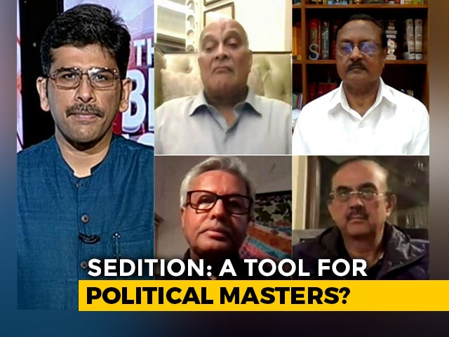 Video : Time to Scrap the Sedition Law?