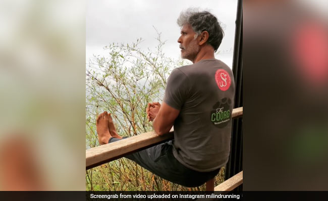 For Milind Soman, 'Opportunities To Have Fun Are Everywhere.' Here's Proof