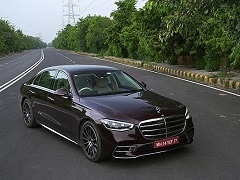 Locally Assembled Mercedes-Benz S-Class To Be Launched Next Week