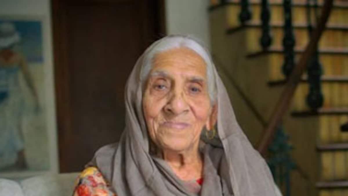 Photo of Meet Chef Harbhajan Kaur, Who Started Her Entrepreneurial Journey At 90