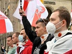 Belarus Activist Stabs Himself In Neck In Court: Rights Group