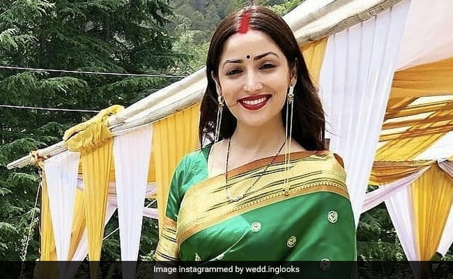 Newlywed Yami Gautam's Smile Says It All In This Trending Pic