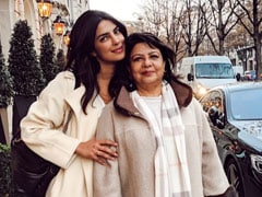 """Missing Our Ritual"": Priyanka On Mom Madhu Chopra's Birthday"