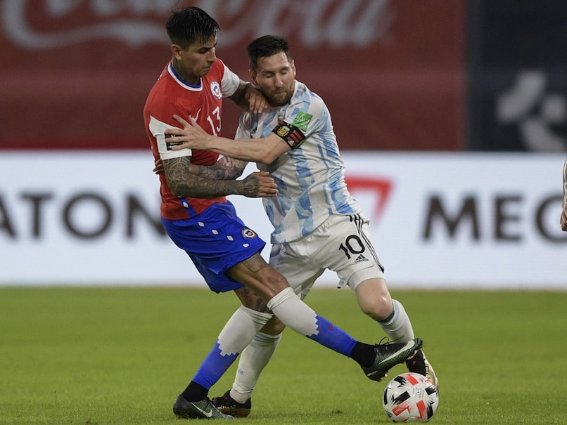 Lionel Messi scores but Chile holds Argentina in the World Cup standings |  Football news