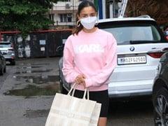 The Rains Don't Stop Nora Fatehi, Bhumi Pednekar, Alia Bhatt And Their Designer Handbags