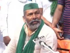 Will Continue Agitation Against Farm Laws Till Centre Takes It Back: Rakesh Tikait
