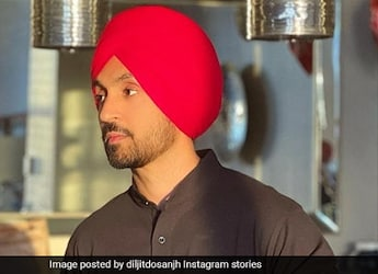 Diljit Dosanjh's Choice Of Snack With Chai Is Offbeat; Can You Guess What It Is