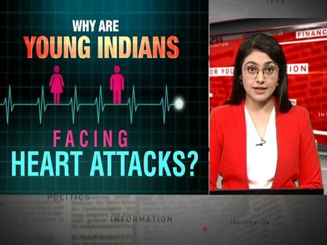 Video : Heart Attacks Can Catch You Young: Know The Signs