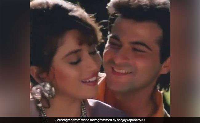 26 Years Of Raja: Sanjay Kapoor Recalls The First Shot With Madhuri Dixit