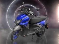 Yamaha Ray-ZR Hybrid Revealed