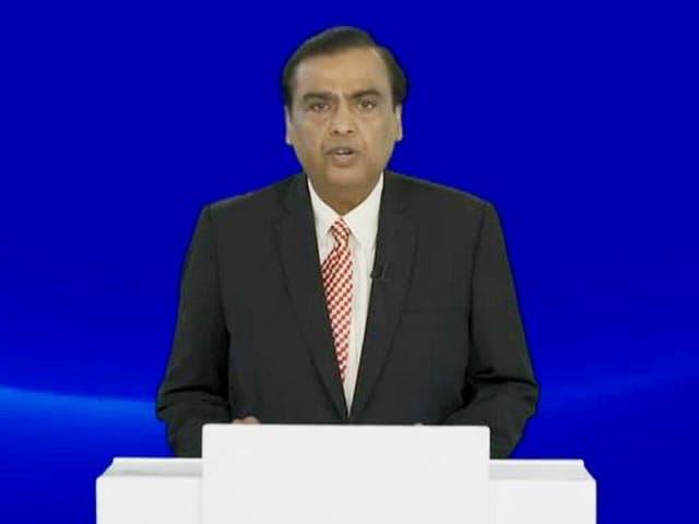 Video : Mukesh Ambani's Virtual Address To Reliance Shareholders On 44th AGM