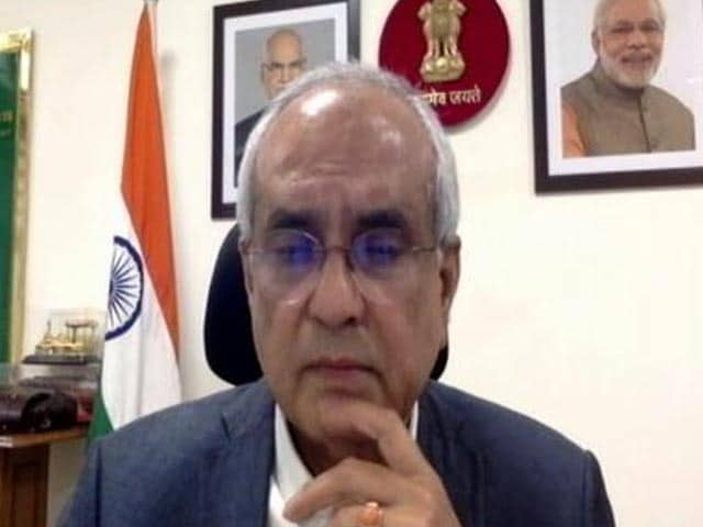 """Video : """"Our GDP Number For 2021-22 Will Still Be In Double Digits"""": NITI Aayog Official"""