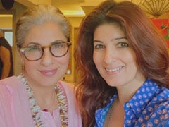 """Are You Sure It's Not A Nolan Movie? Because Birthday Girl Dimple Kapadia Is Turning Time """"Backwards"""""""