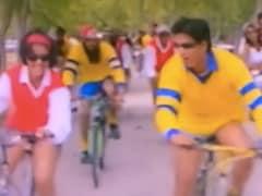 World Bicycle Day 2021: On Kajol's <I>Kuch Kuch Hota Hai</i> Post With Shah Rukh Khan, Karan Johar Recalls Her Accident