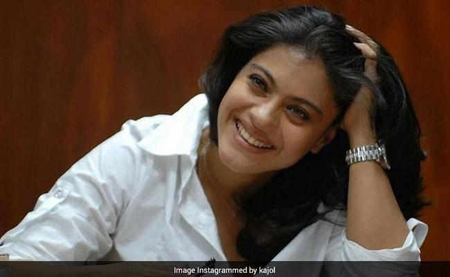 5 Hilarious Times That Kajol Found Herself Funny