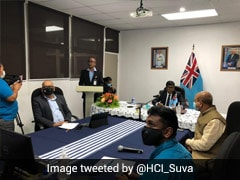 India, Fiji Sign Pact On Cooperation In Agriculture, Allied Sectors