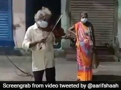 Kolkata Man Recreates Classic Hindi Songs On The Violin, Wins Internet