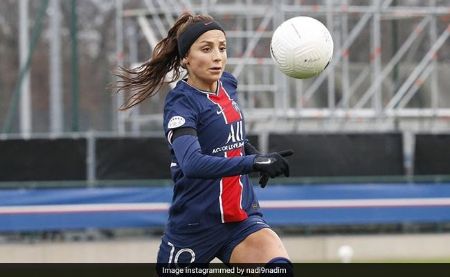From Afghan Refugee To Danish Footballer: Nadia Nadim's Incredible Journey