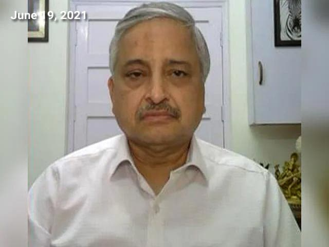 Video : What AIIMS Chief Said On 12-16 Weeks Gap For Covishield Doses