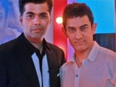 """A Big Mistake"": Aamir On What KJo, Aditya Chopra Had Said About 'Lagaan'"