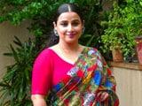 Video : Vidya Balan Gets Busy With <i>Sherni</i> Duty