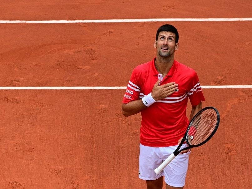 French Open: Novak Djokovic will face teenager Lorenzo Musetti on the 16th, Elina Svitolina crack    Tennis news