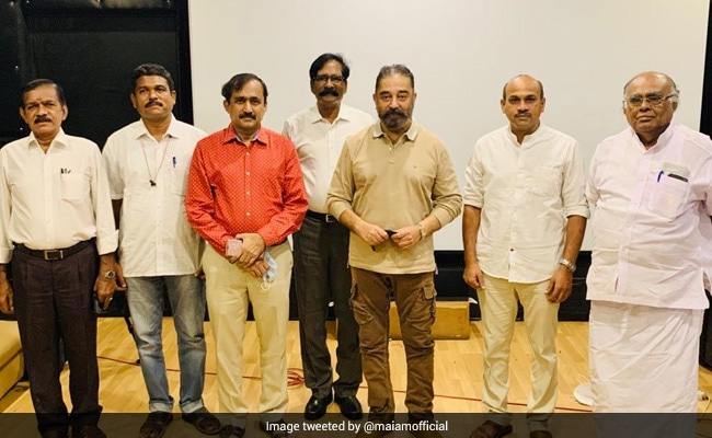 Local Polls Soon, Be Ready: Kamal Haasan Announces New Party Appointments
