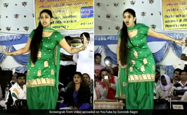 Sapna Choudhary ने हरियाणवी सॉन्ग 'बुद्धू बालमा' पर किया जोरदार डांस, Video ने मचाई धूम