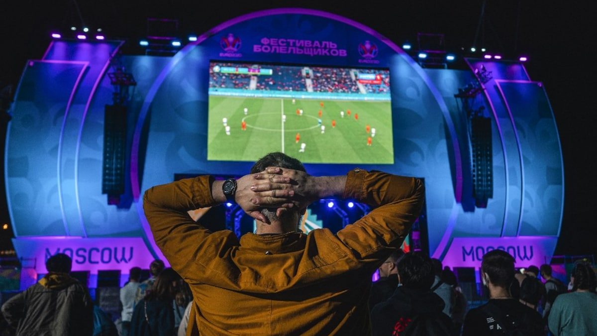 Photo of UEFA EURO 2020: Moscow Closes Fan Zone Over Covid Spike