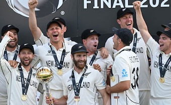 New Zealand Defy Size With Sheer Class As They Beat India To WTC Mace