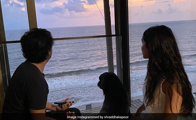 Shraddha Kapoor Is Chilling With Brother Siddhanth And Their Adorable Pet In Latest Post. Courtesy, Mom Shivangi Kolhapure
