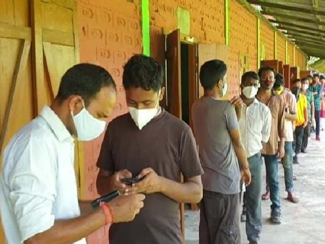 Video : Assam Registers Highest-Ever Vaccinations Today