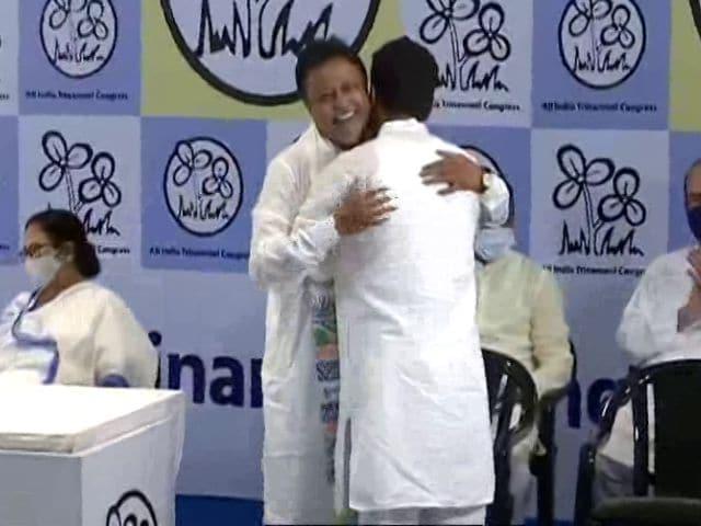 Video : Mamata Banerjee Led 'Op Prodigal Return' To Bring Back Mukul Roy
