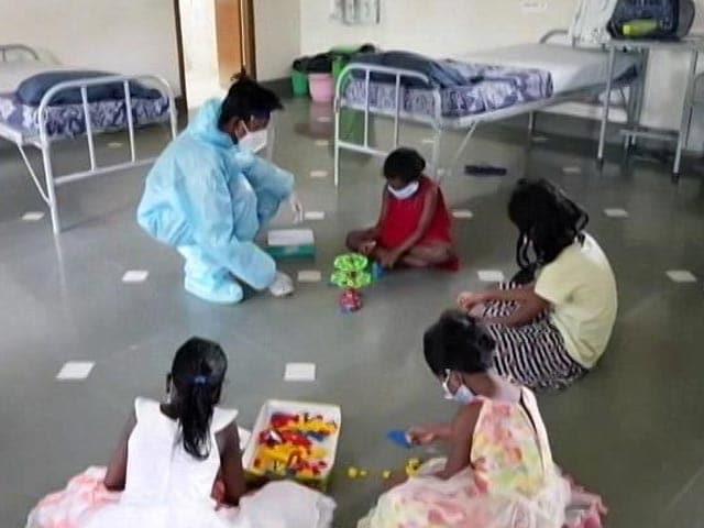 Video : Vaccines For Children: Trials Underway
