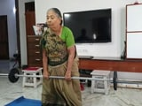 Video : 83-Year-Old Chennai Grandmother Lifts Weights, Sets Fitness Standards