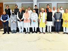 Disappointed At Outcome Of All-Party Meet Chaired By PM On J&K: Gupkar Alliance