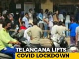 Video : Telangana Removes Covid Lockdown, Ends All Restrictions