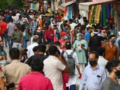 Cooped Up For Weeks, People Throng Delhi Malls, Markets After Covid Surge