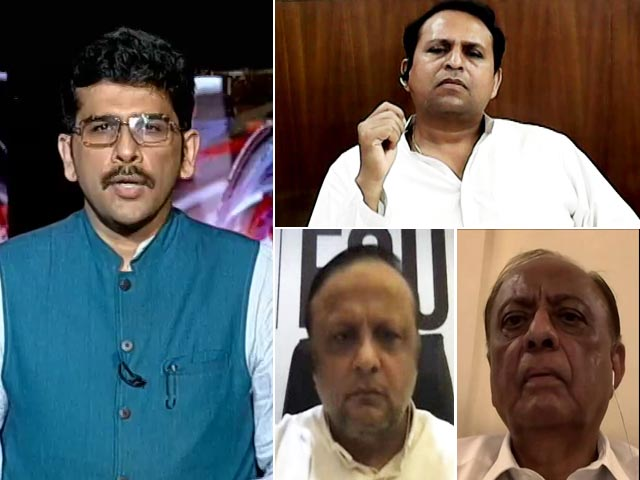Video : Shiv Sena Leader Praises PM Modi: What's Cooking?