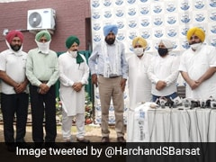 Sajjan Singh Cheema Rejoins AAP, Says Party Aimed At Serving People