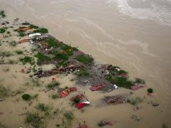 Rain Reveals Floating Corpses In Ganga, Dislodges Bodies Buried In Banks