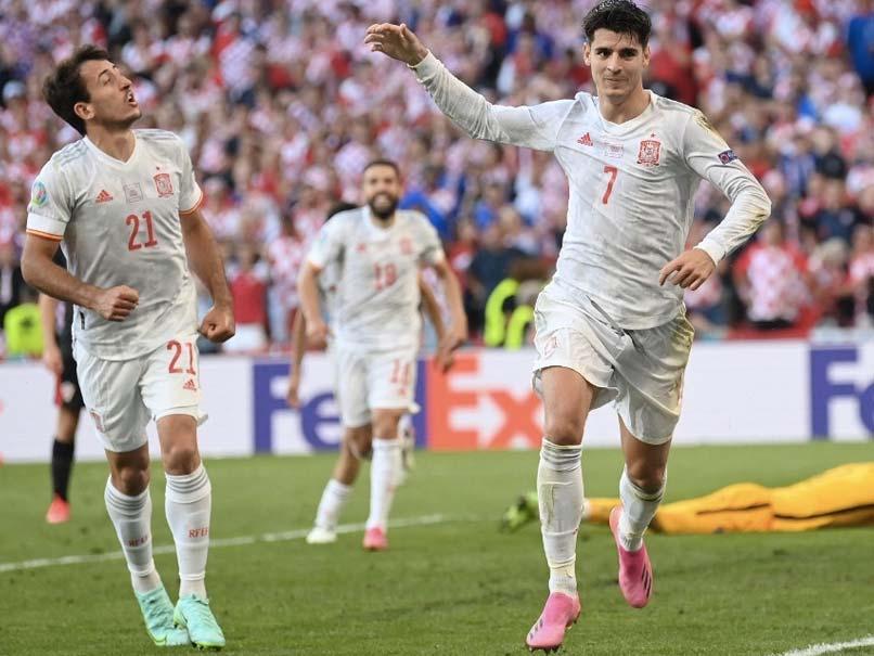 Euro 2020: Spain Edge Croatia In Extra Time Thriller To Reach Quarter-Finals