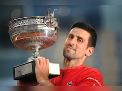 """""""Everything Is Possible"""": Novak Djokovic Eyes Golden Grand Slam After French Open Win"""